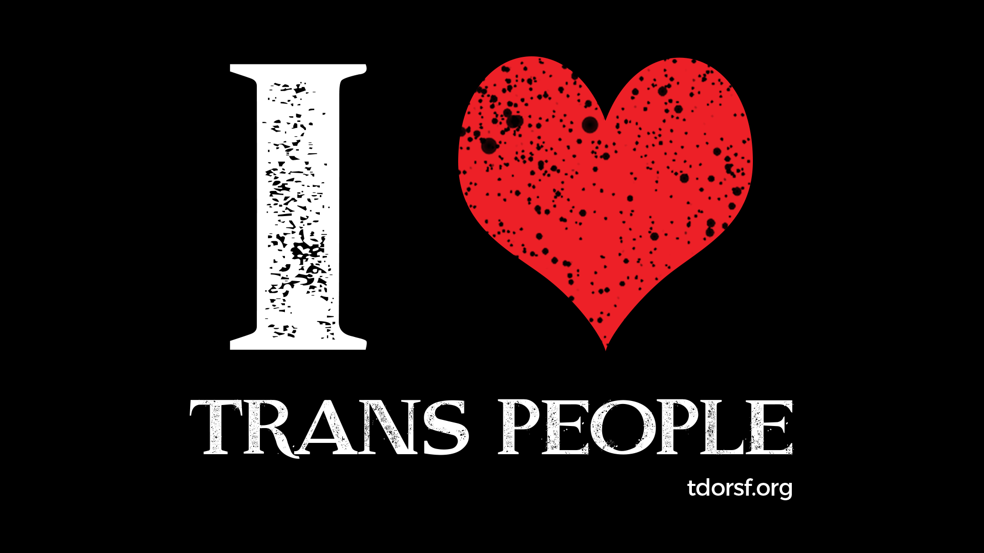 Support TRANS people